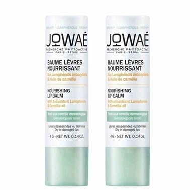 Jowae Jowae Nourishing Lip Balm 2x4g Set Renksiz